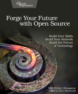 Book Cover: Forge Your Future with Open Source